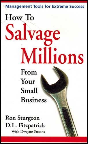 salvaging millions